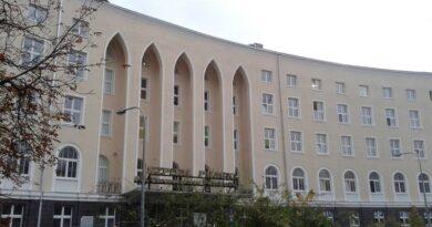 Zdjęcie przedstawiające Szpital Praski
