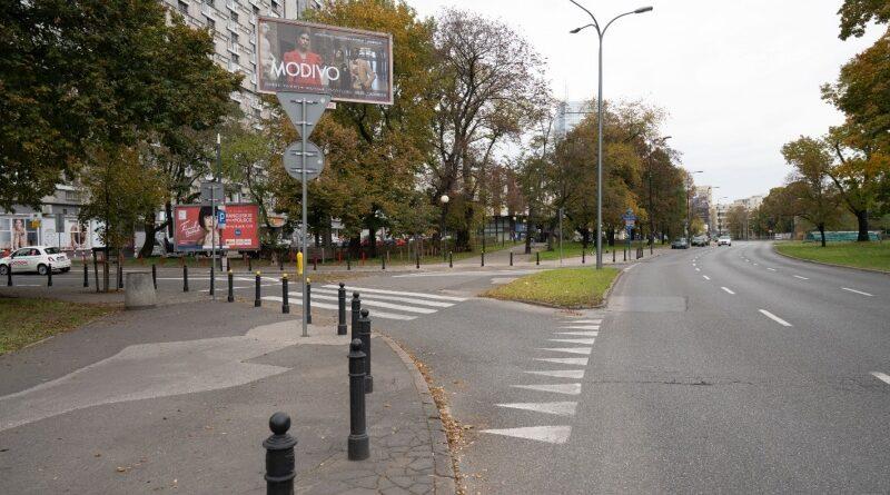Przebudowa ulicy Marszałkowskiej